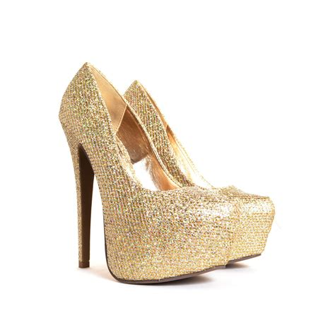 high heels gold high heels schwarz gold pin high heels pumps schwarz gold