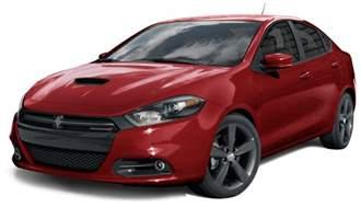 2016 dodge dart fuel efficient compact car