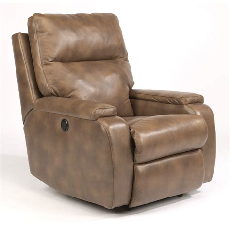 discount leather recliners flexsteel 1228 500p runway leather power recliner discount furniture at hickory park furniture