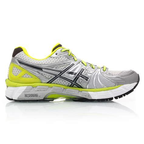 yellow pair of running shoes asics gel kayano 18 last pair size 11us mens running