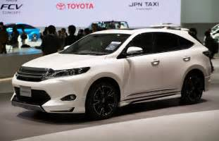 Toyota Harrier 2013 Price Harrier 2016 2017 2018 Best Cars Reviews
