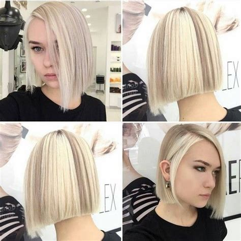 chin cut hairbob with cut in ends 1000 ideas about straight bob haircut on pinterest