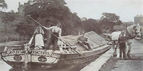 boat to america from uk historic working boats canal river trust