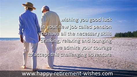 retirement wishes quotes like success