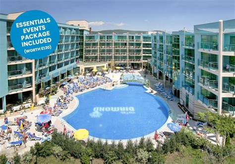 sunny beach clubbing holiday packages  party hard travel