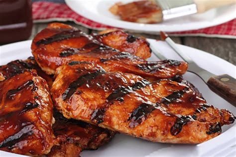 Sauce Boeuf Grillé by Barbecued Grilled Chicken