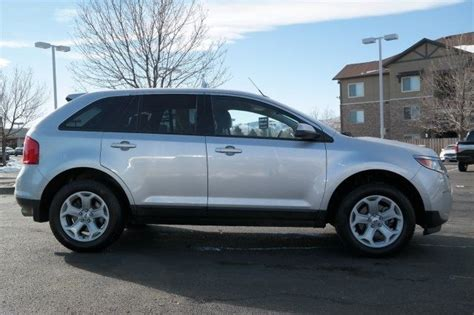 2012 ford edge for sale 2012 ford edge station wagon limited cars for sale