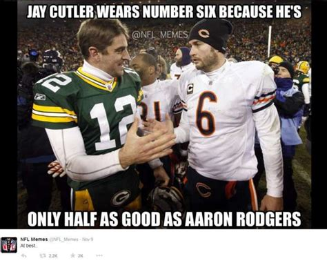 Chicago Bears Memes - november 9 2014 chicago bears green bay packers score