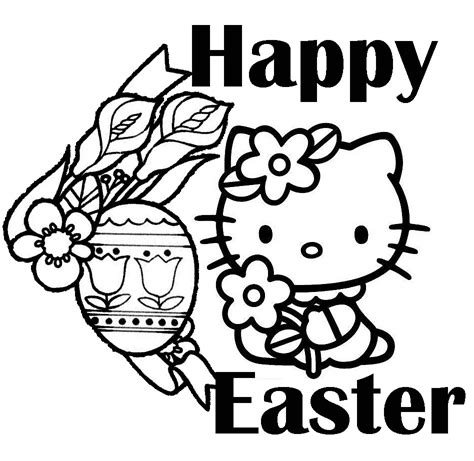 coloring pages hello easter hello easter coloring pages hello forever