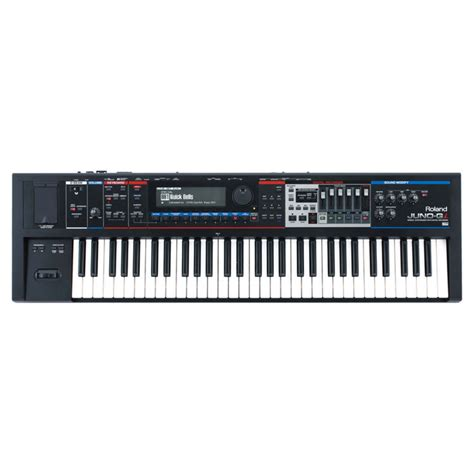 Keyboard Synthesizer roland juno gi keyboard synthesizer at gear4music