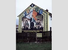 You Are Now Entering Free Derry - Northern Ireland's Wall ... Hunger Strike Ireland