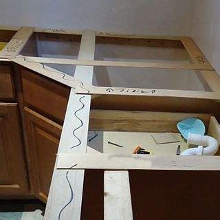 making a template custom floating shelves