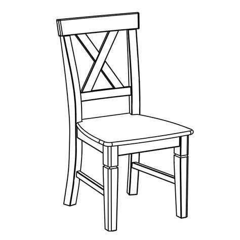 stuhl der seite zeichnen nauhuri zeichnung stuhl oben neuesten design