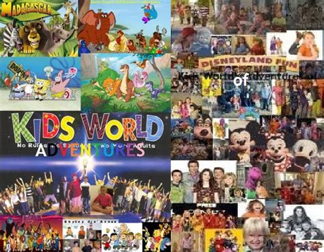 world s kids world s adventures of disneyland fun kids world s