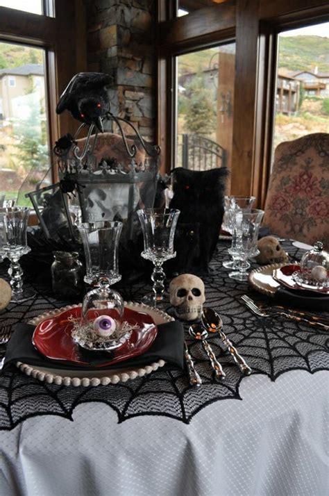 halloween home decor ideas 34 halloween home decore ideas inspirationseek com