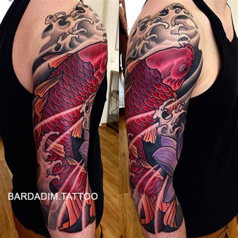 tattoo artists nyc east coast shop bardadim japanese and