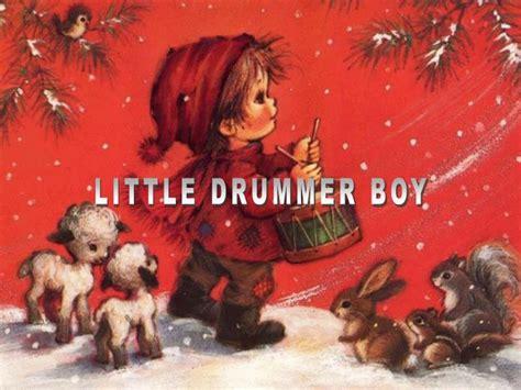 drummer boy powerpoint  id