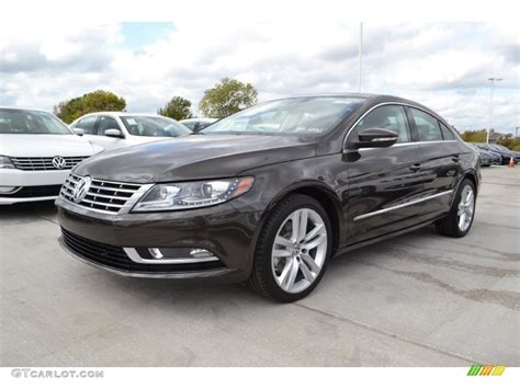volkswagen brown 2013 black oak brown metallic volkswagen cc lux 73440783