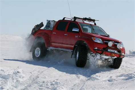 Toyota Hilux Top Gear S Top Gear Toyota Trucks Tundra Headquarters