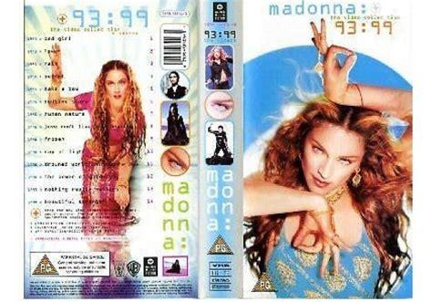michael k williams madonna video madonna 93 99 1999 on warner music vision united kingdom