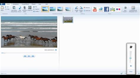 windows movie maker voice over tutorial how to delete unwanted parts in a video windows live movie