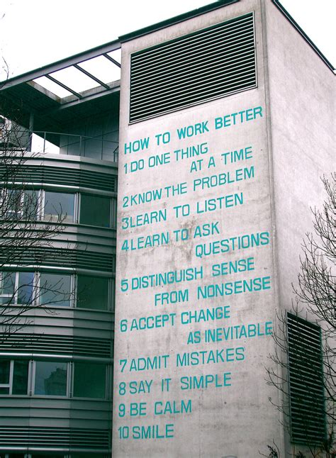 how to perform better at work how to work better fischli weiss quot fischli weiss how