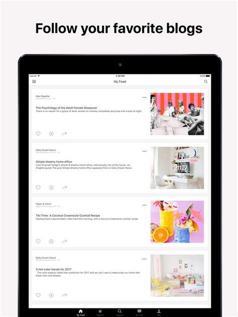 best app to read bloglovin the best app to discover read blogs apppicker