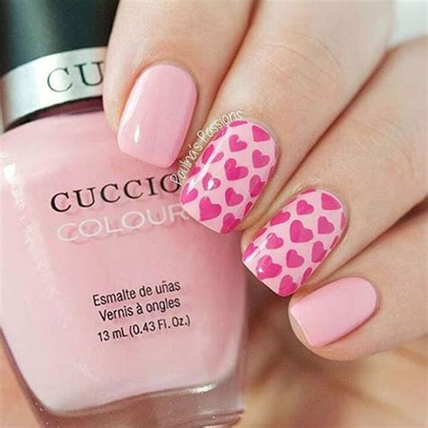 Pink Nail Designs 2017 15 pink s day nail designs ideas 2017
