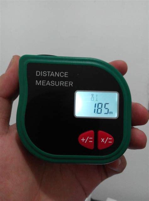 Meteran Mini jual alat pengukur mini laser meteran panjang suhu ruang bangunan aleng88