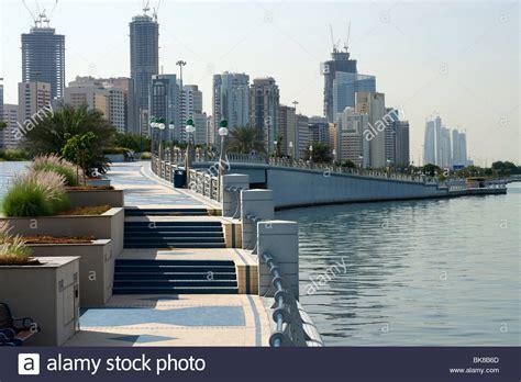 the corniche abu dhabi abu dhabi corniche promenade stock photos abu dhabi