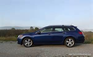 review 2012 acura tsx sport wagon