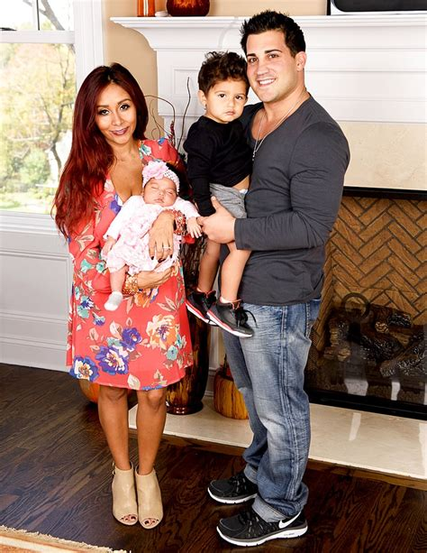 We Will Find Out Who Nicoles Baby Is Today by Snooki Introduces Giovanna Lavalle Family