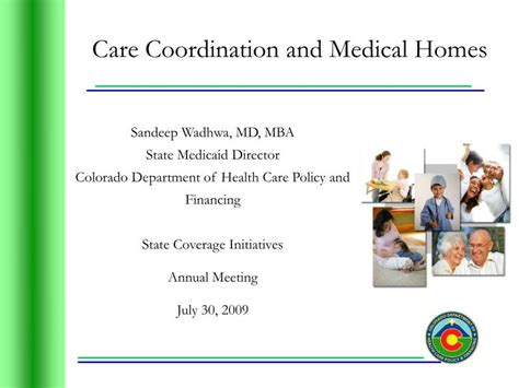 Mba Health Care Policy by Ppt Sandeep Wadhwa Md Mba State Medicaid Director