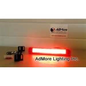Progressive Brake Light System Admore Lighting Large Led Light Bar With Running Brake