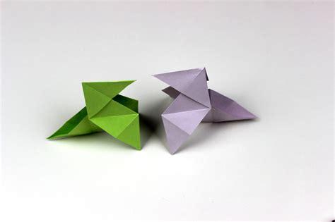 pajarita de papel pajarita de origami uma manualidades