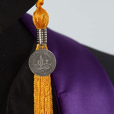 Grand Msn Mba by Gcu Masters Degree Color Tassel