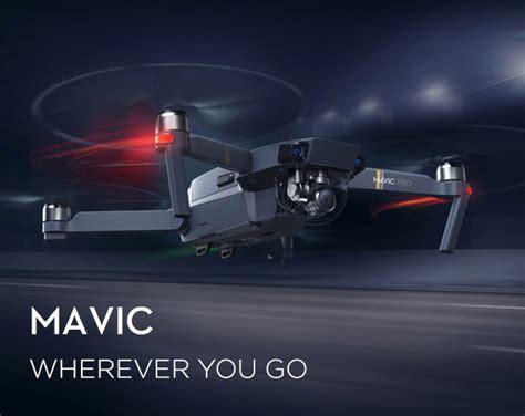 dji mavic pro fly  combo thynkdrones