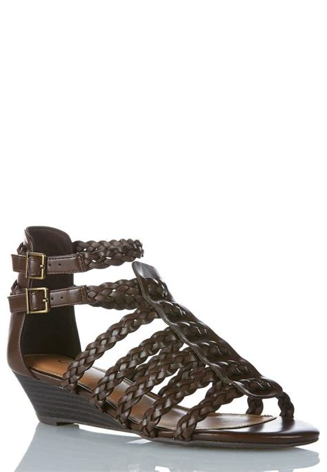 wide width gladiator sandals cato fashions