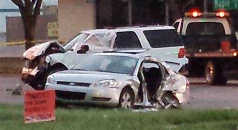 Wichita Eagle Arrest Records Identify Three Killed In Crash Near Towne West