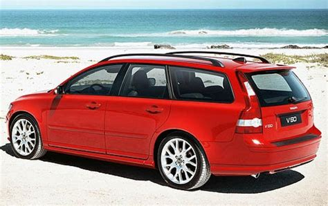 small engine maintenance and repair 2007 volvo v50 engine control 2007 volvo v50 red 200 interior and exterior images
