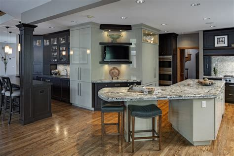 Award Winning Kitchen Designs Award Winning Glen Ellyn Kitchen In Transition Drury Design