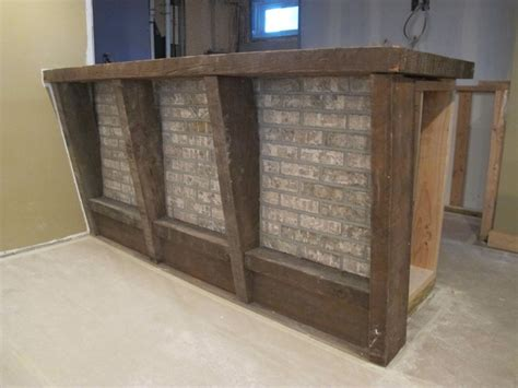 wooden bar tops for sale reclaimed wood bar