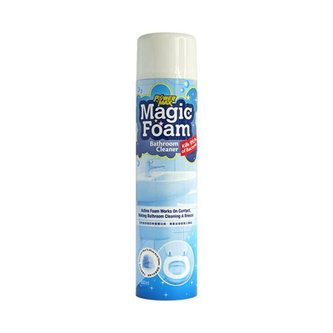 magic bathroom cleaner magic foam bathroom cleaner cosway