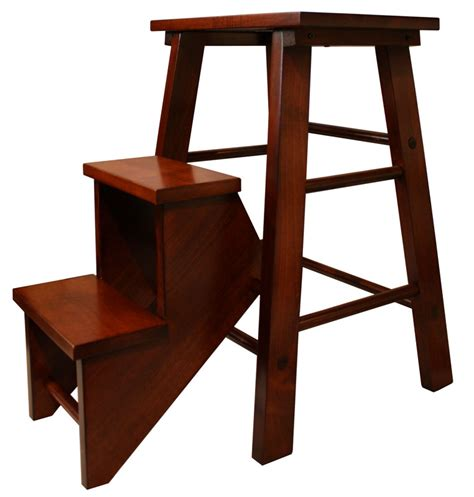 Chair Step Stool by Kitchen Step Stool Chair Kitchen Furniture Folding Step Stool Chair With Classic
