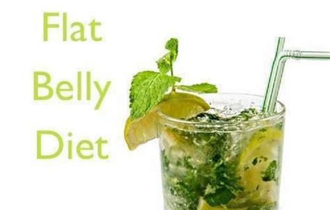 Flat Belly Diet Detox Menu by Flat Belly Diet Detox Cleanse Flats