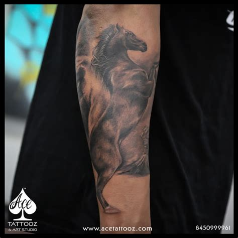 race horse tattoo designs ace tattooz