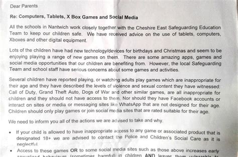 A Warning To Other Parents Of Pre Schoolers Do N Snarkspot by Council Backs Nantwich Headteachers 18
