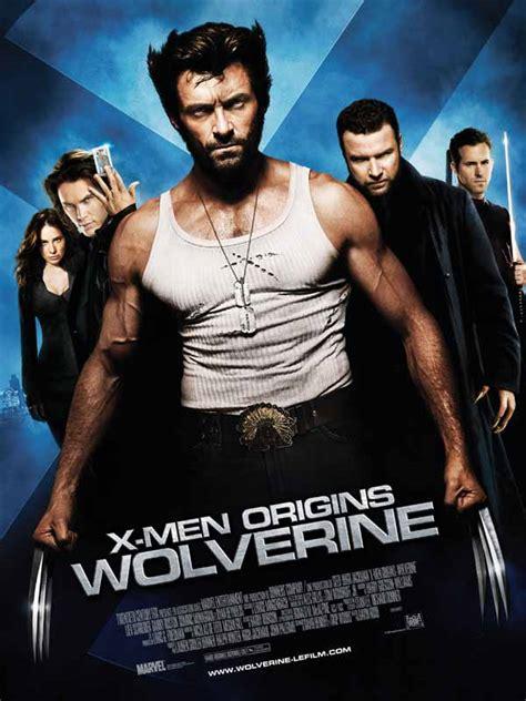 film kartun x man x men origins wolverine film 2009 allocin 233