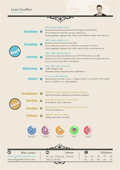 25 graphic designer cv resume designs inspiration