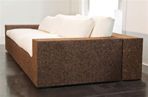 couches cork an introduction to cork and 15 awesome design inspirations